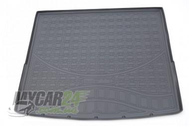 Unidec Коврик в багажник BMW X3 F25  2010-  серый
