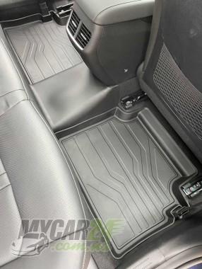 САРМАТ Коврики резиновые 3D LUX для Hyundai Sonata VIII (2019-)