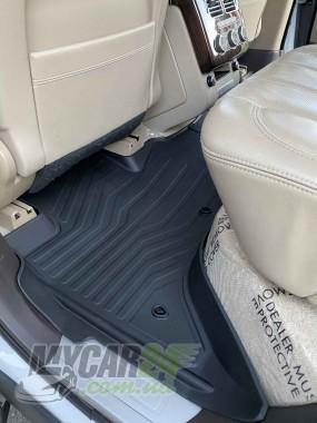 САРМАТ Коврики резиновые в салон 3D LUX для Land Rover Range Rover (2012-2017)