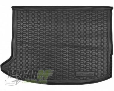 AvtoGumm Резиновые коврики в багажник Great Wall Haval H6 2018-