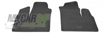 Gumm car Коврики в салон резиновые Fiat Doblo 01-10 Передние