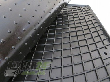 EL TORO Резиновые коврики в салон Citroen DS3 Crossback 2019-