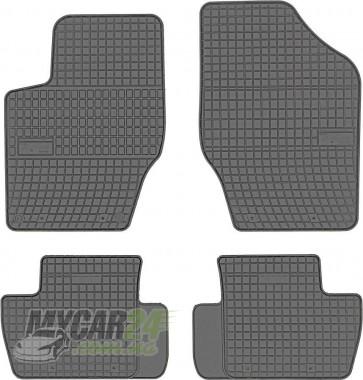EL TORO Резиновые коврики в салон Citroen DS4 2011-2015