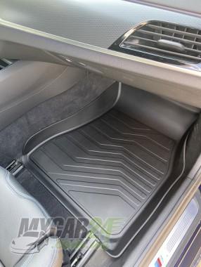 САРМАТ Коврики резиновые 3D LUX для BMW 5 (G30/G31) 2016-