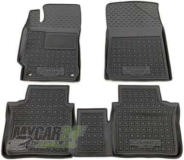 AvtoGumm Резиновые коврики в салон Toyota Camry (VX50-55) (2011>) (USA)