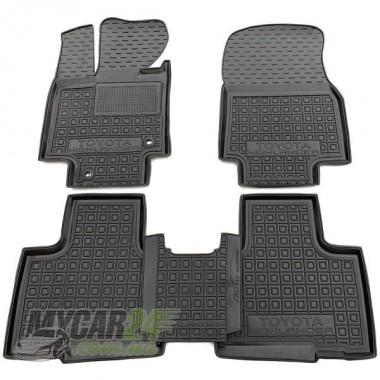 AvtoGumm Резиновые коврики в салон Toyota Highlander (2020>)