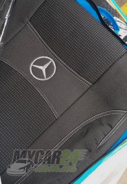 Avto-Nik Авточехлы на сиденья Mercedes Sprinter II NEW 1+2 2018-