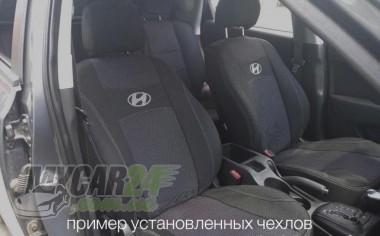 Avto-Nik Авточехлы на сиденья Mercedes Citan I 1+1 2013-