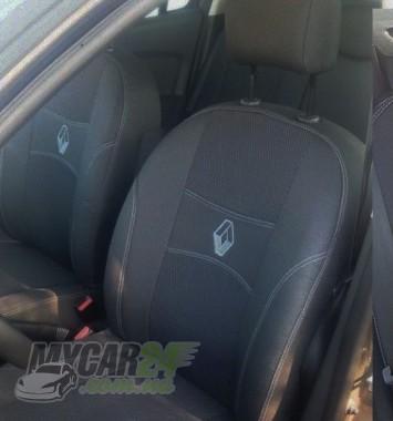 Avto-Nik Авточехлы на сиденья Renault Megane II седан 2002-08г