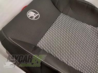 Favorite Оригинальные чехлы на сиденья Skoda Superb 2015- седан