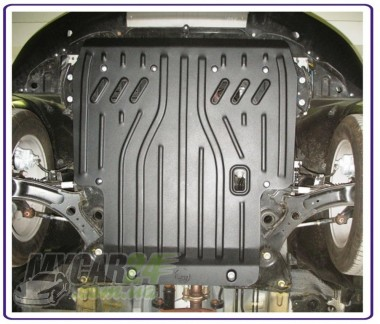 "Авто-Полигон SUZUKI SХ 4 4x4 1,6л 2006-. Защита моторн. отс. категории ""St"""