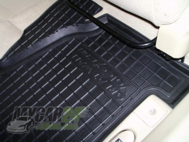 GAvto Резиновые коврики в салон Lexus NX (Hybrid)