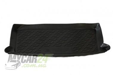L.Locker Коврики в багажник Chevrolet Aveo hb (03-06) - пластик