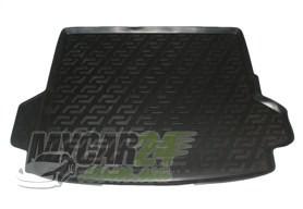 L.Locker Коврики в багажник Land Rover Freelander II (06-) - пластик