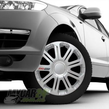 4 RACING Evorace Pro Колпаки для колес R15 (Комплект 4 шт.)