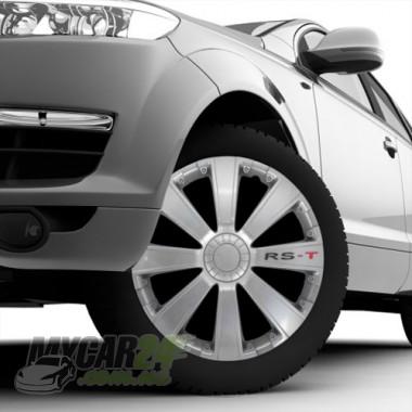 4 RACING RST Колпаки для колес R15 (Комплект 4 шт.)