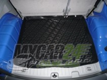 L.Locker Коврики в багажник Volkswagen Caddy (04-) - пластик