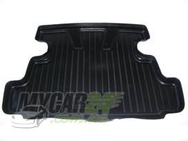 L.Locker Коврики в багажник ВАЗ Нива 2131 (Кедр) - пластик