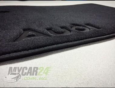 Vip tuning Ворсовые коврики в салон Ford Focus 3 2010г > МКП 5дв. хетчбек/седан