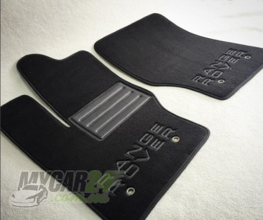 Vip tuning Ворсовые коврики в салон Mercedes W168 (A-140-160-170) 97г> МКП