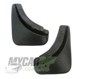 L.Locker Брызговики задние Skoda Fabia II (07-)