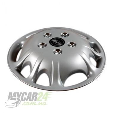 Jestik Mercury Plus (R16 Газель) Колпаки для колес R16 (Комплект 4 шт.)