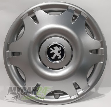 SKS 305 Колпаки для колес на Peugeot R15 (Комплект 4 шт.)