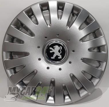 SKS 306 Колпаки для колес на Peugeot R15 (Комплект 4 шт.)