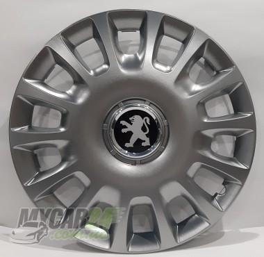 SKS 307 Колпаки для колес на Peugeot R15 (Комплект 4 шт.)