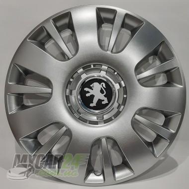 SKS 312 Колпаки для колес на Peugeot R15 (Комплект 4 шт.)