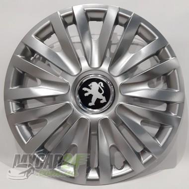 SKS 313 Колпаки для колес на Peugeot R15 (Комплект 4 шт.)