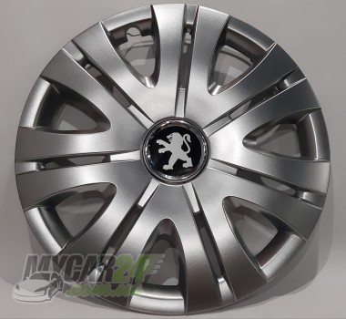 SKS 317 Колпаки для колес на Peugeot R15 (Комплект 4 шт.)
