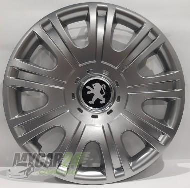SKS 319 Колпаки для колес на Peugeot R15 (Комплект 4 шт.)