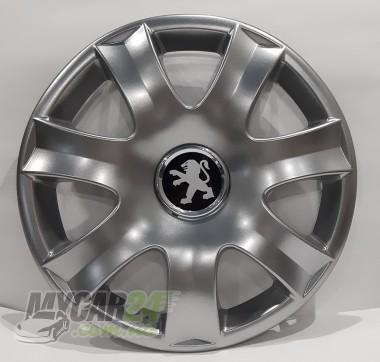 SKS 326 Колпаки для колес на Peugeot R15 (Комплект 4 шт.)