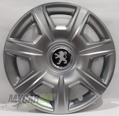 SKS 327 Колпаки для колес на Peugeot R15 (Комплект 4 шт.)