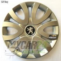 SKS 330 Колпаки для колес на Peugeot R15 (Комплект 4 шт.)
