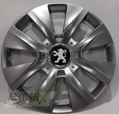 SKS 334 Колпаки для колес на Peugeot R15 (Комплект 4 шт.)