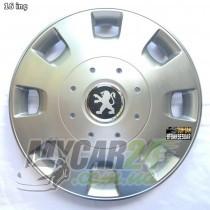 SKS 400 Колпаки для колес на Peugeot R16 (Комплект 4 шт.)