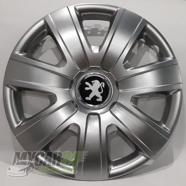 SKS 415 Колпаки для колес на Peugeot R16 (Комплект 4 шт.)