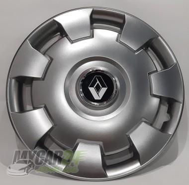 SKS/SJS 206 Колпаки для колес на Renault R14 (Комплект 4 шт.)