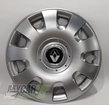 SKS/SJS 304 Колпаки для колес на Renault R15 (Комплект 4 шт.)