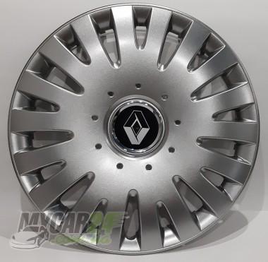 SKS/SJS 306 Колпаки для колес на Renault R15 (Комплект 4 шт.)
