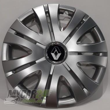 SKS 408 Колпаки для колес на Renault R16 (Комплект 4 шт.)