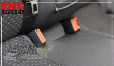 EMC-Elegant Авточехлы на сиденья BMW 3 Series (E46)