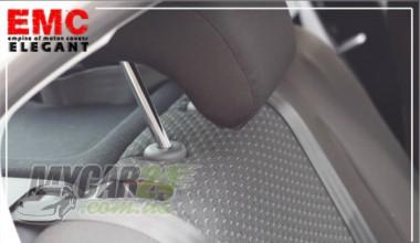 EMC-Elegant Авточехлы на сиденья Lada 2110